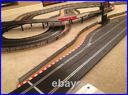 Scalextric Digital Large Layout with Pit Lane & Pit Lane Game & 2 Cars