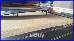 Scalextric Digital Large Layout with Pit Lane & Pit Lane Game & 4 Digital Cars