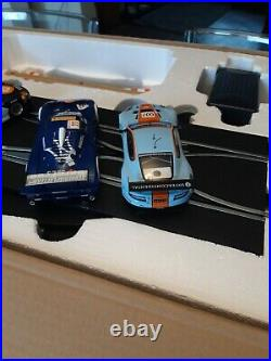 Scalextric Digital Super PRO GT Track Set with 4 Cars