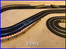 Scalextric Digital Track Extension Double Hairpin / Chicanes & Leap Ramp