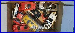 Scalextric Job lot of 60s up to 90s Cars, Controllers, Track, Transformers, ++++