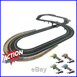 Scalextric Sport 132 Track Set Giant Figure-Of-Eight Layout DIGITAL