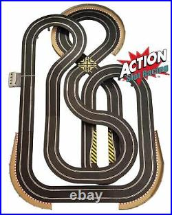 Scalextric Sport 132 Track Set Huge Layout DIGITAL AS5 #A