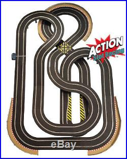 Scalextric Sport 132 Track Set Huge Layout SPORT AS5