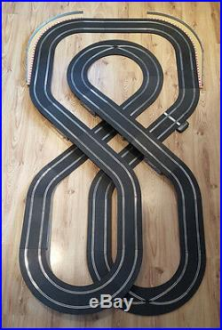 Scalextric Sport 132 Track Set Triple Loop Layout