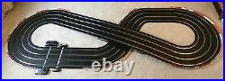 Scalextric Sport 4 Lane Large Layout with 2 Lap Counters & 4 Cars