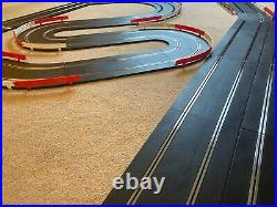Scalextric Sport Layout with Lap Counter & 2 Cars