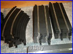 Scalextric Track 39 full straight + 6 long + 4 med curve + MORE