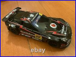 Scalextric Used Cars, Track, Controllers, And Ark Pro