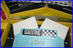 Scalextric motor bike and sidecar racing set MC1 set 2