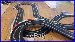Scalextric sport digital set track extended double loop no power or controllers