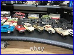 Slot Car Collection HO Gauge Aurora Fax Tyco 11 Track Ready Free Shiping