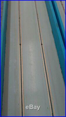 Slot Car Drag Strip, 1/4mscale