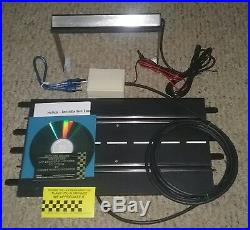 Slot Car Track AFX TOMY TYCO AURORA LIFE LIKE MATTEL @@ LAP COUNTER TIMER SYSTEM