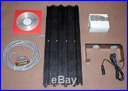 Slot Car Track Afx 9 Lap Counter Timer 4 Lane Ho P&p Printer Port System