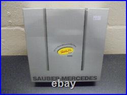 Slot. It CA05W Le Mans 89 Sauber Mercedes Winners Collection Triple pack BNIB