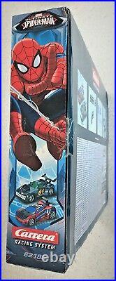 Spiderman RC IR Remote Control Slot Car Track Race 4+ Carrera Marvel Avengers