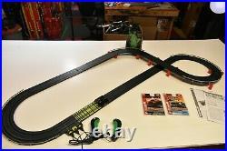 Srs500 Bandit Vs Knight Custom Auto World Set 13' Track 2 Car