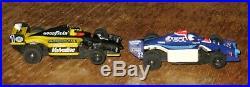 TOMY AFX #227067 Super G Plus CHAMPION RALLY HO Slot Car Set 50+ ft Track