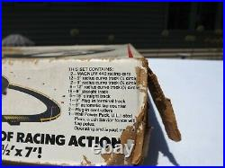 TYCO Magnum 440 CHAMPIONSHIP Race Track 37 feet of Racing Action - 3.5 x 7