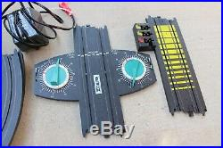 TYCO RACING SLOT CAR TRACK MAGNUM 440-X2 GT RACETRACK SET With 3 CARS HO S6656Q