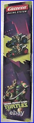 Teenage Mutant Ninja Turtles RC IR Remote Control Slot Car Race Track 4+ Carrera