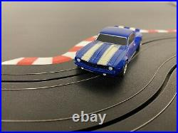 Tomy / AFX Blue Mega G 1969 Camaro SS Near Mint Condition Track Tested Only Rare