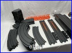 Tomy AFX Super International 4-Lane Mega Slot Car Track withTri-Power Orig Box