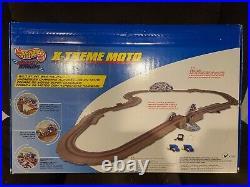 Tyco Mattel Hotwheel X-Treme Moto unopened Track Set Ho scale Vhtf