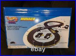 Tyco Mattel Wheels Unopened Monaco Williams F1 Team Jaguar Racing Track set New