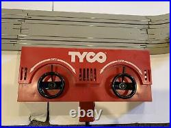 Tyco US 1 Fire Alert Electric Trucking HO Slot Car Track