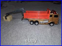 Tyco US1 Trucking Custom Crate Hauler New Tires And Shoes Track-tested Runs Good