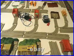 Tycous1 Trucking Track Lot And Accessoriespower Packscontrolsfree Shipping