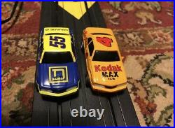 Ultimate Motor-SportsSlot HO Scale Life Like Racing Track 45 Ft Track & Complete