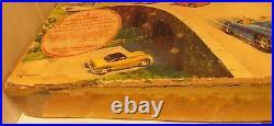 VIP 1/32 Set A Figure 8 Model Roadways Metal Track Slot Car Set, No Cars