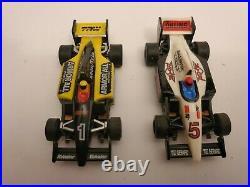 VTG AFX Tomy Super G-Plus Giant Raceway Slot Car Track Set Model 9868 AFX & Cars