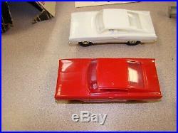 Vintage 1960'S Eldon Slot Car Dodge Charger Road Race Track