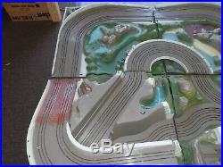 Vintage 1965 Ac Gilbert James Bond 007 Road Race Slot Car Track Set Marvin Glass