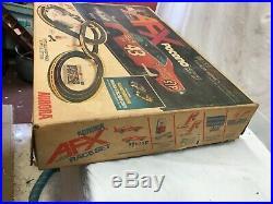 Vintage AURORA AFX RACE TRACK POCONO SPEEDWAY NO Cars General Lee