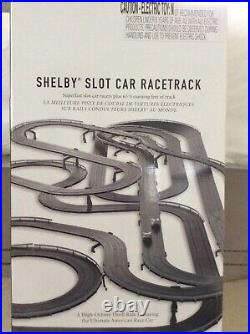 Vintage Carroll Shelby Shelby Cobra Afx Slot Car Racetrack Exclusive Edition