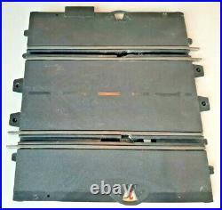 Vintage Eldon 1/32 Slot Car Track -HUGE LOT OF 48 pieces of Track Excellent