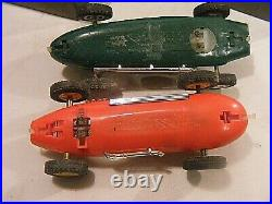 Vintage Scalextric Racing Cars Boxed