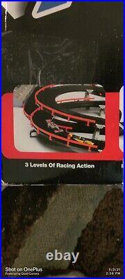 Vintage Slot Car Race Track Set