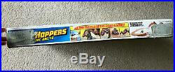 Vintage TYCO Racin Hoppers Electric Slot Car Track Set 6225 UNPUNCHED BACKGROUND