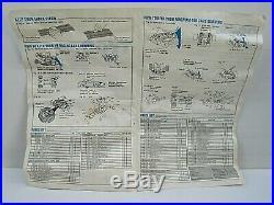 Vintage Tyco Magnum 440 Pro Racing Track Set (Box SD#6)