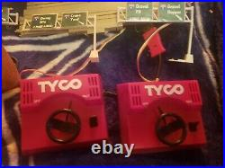 Vintage Tyco US 1 Electric Trucking HO Scale Slot Car Track