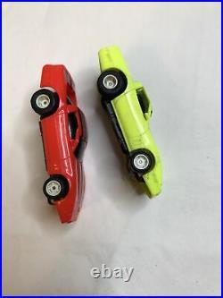 Vintage Tyco Zero Gravity Cliff Hanger HO Slot Car Race Track Set 6232 Complete