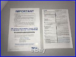 Vintage Ultra Rare Formula Tyco 187 Race Track And Porsche Cars Unused & Intact